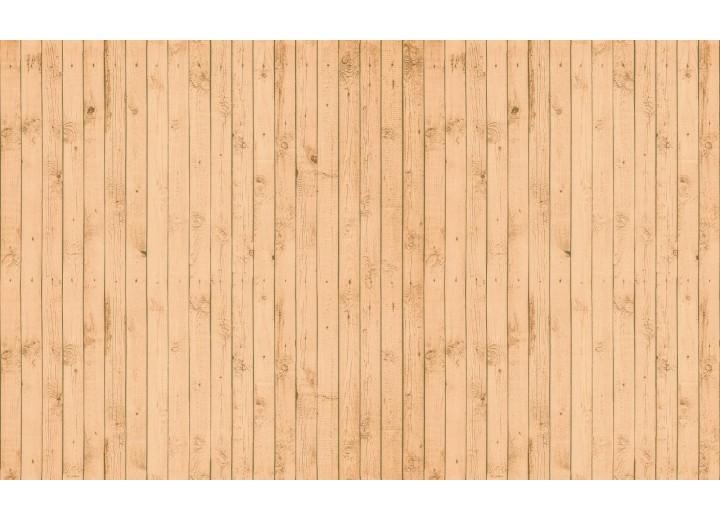Fotobehang Vlies | Hout | Crème | 254x184cm