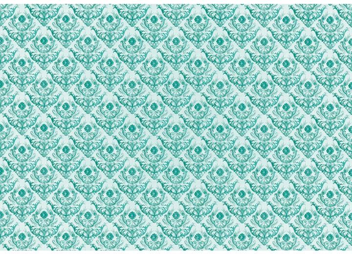 Fotobehang Vlies   Klassiek   Groen   254x184cm