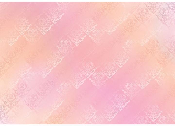 Fotobehang Vlies   Klassiek   Roze   254x184cm