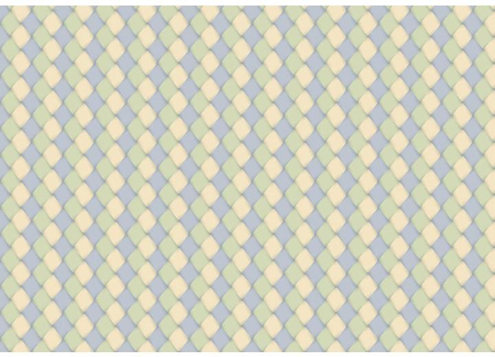 Fotobehang Vlies   Abstract   Geel, Groen   254x184cm