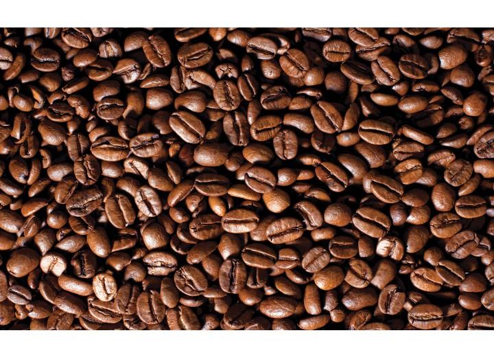 Fotobehang Vlies   Keuken, Koffie   Bruin   254x184cm
