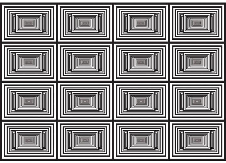 Fotobehang Vlies   Design   Zwart, Wit   254x184cm