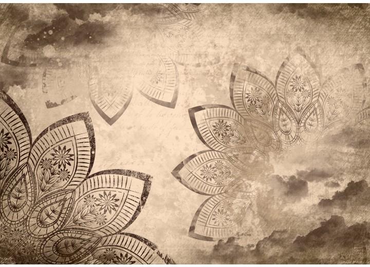 Fotobehang Vlies | Klassiek | Sepia | 254x184cm
