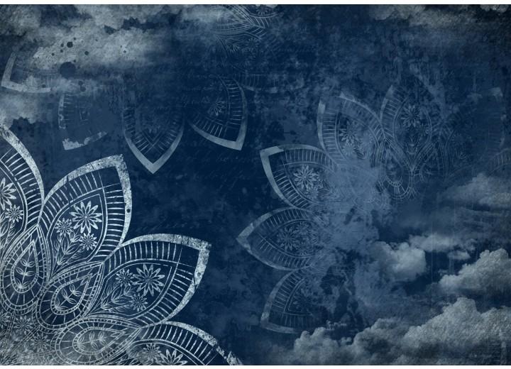 Fotobehang Vlies | Klassiek | Blauw | 254x184cm