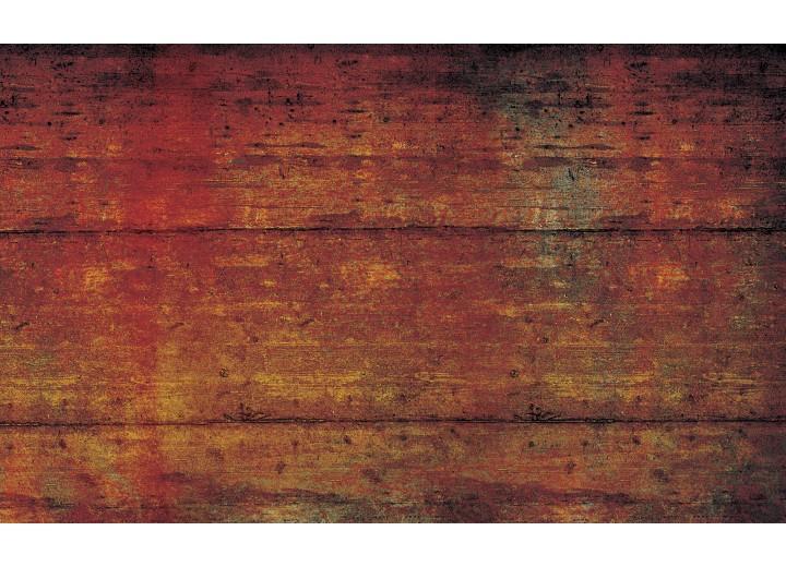 Fotobehang Vlies   Industrieel   Oranje, Bruin   254x184cm