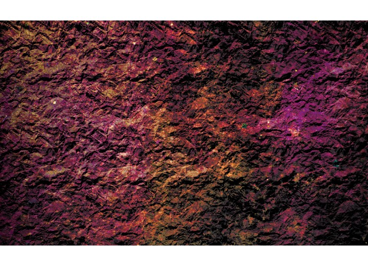 Fotobehang Vlies | Muur | Paars | 254x184cm