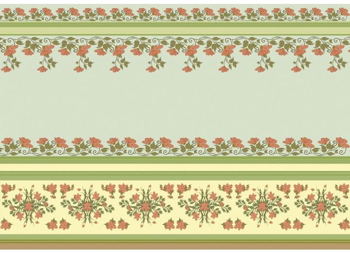 Fotobehang Vlies | Klassiek | Groen, Geel | 254x184cm