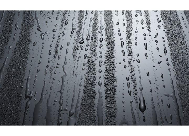 Fotobehang Vlies   Modern, Slaapkamer   Grijs   254x184cm