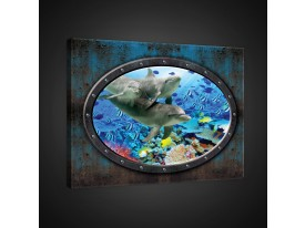 Kinderkamer schilderij O1 | 100cm x 75cm | PP2323O1