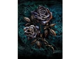 Fotobehang Papier Alchemy, Gothic | Groen | 184x254cm