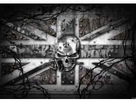 Fotobehang Alchemy Gothic | Grijs | 416x254