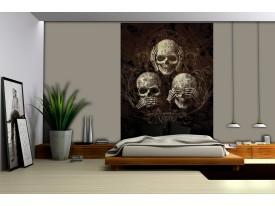 Fotobehang Alchemy, Gothic | Zwart | 206x275cm