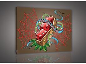 Kinderkamer schilderij O1 | Alchemy - Alchemy | 100cm x 75cm | PPD1671O1