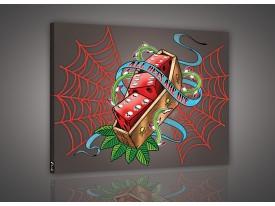 Kinderkamer schilderij O1 | Alchemy - Alchemy | 100cm x 75cm | PPD1672O1