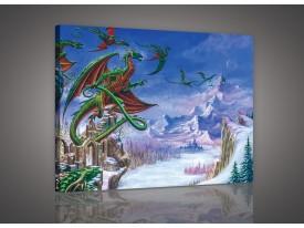 Kinderkamer schilderij O1 | Alchemy - Alchemy | 100cm x 75cm | PPD1732O1