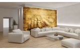 Fotobehang Vlies   Landelijk   Bruin, Geel   254x184cm