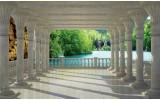 Fotobehang Vlies   Natuur   Groen   254x184cm