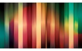 Fotobehang Vlies | Abstract | Rood, Geel | 254x184cm