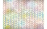 Fotobehang Vlies | Abstract | Geel, Groen | 254x184cm