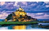 Fotobehang Vlies | Frankrijk | Blauw | 254x184cm