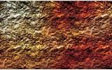 Fotobehang Vlies | Muur | Oranje | 254x184cm