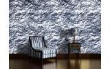 Fotobehang Vlies | Muur | Grijs | 254x184cm