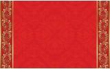 Fotobehang Vlies | Klassiek | Rood, Goud | 254x184cm