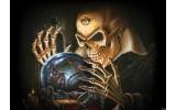 Fotobehang Vlies | Alchemy Gothic | Bruin | 254x184cm