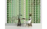 Fotobehang Vlies | Landelijk | Groen | 254x184cm