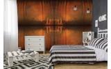 Fotobehang Vlies | Landelijk | Bruin, Oranje | 254x184cm