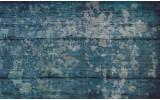 Fotobehang Vlies   Industrieel   Blauw   254x184cm