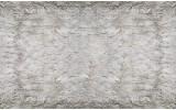 Fotobehang Vlies   Betonlook   Grijs   254x184cm