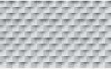 Fotobehang Vlies | 3D, Modern | Grijs | 254x184cm