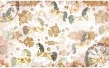 Fotobehang Vlies | Paarden | Bruin, Crème | 254x184cm